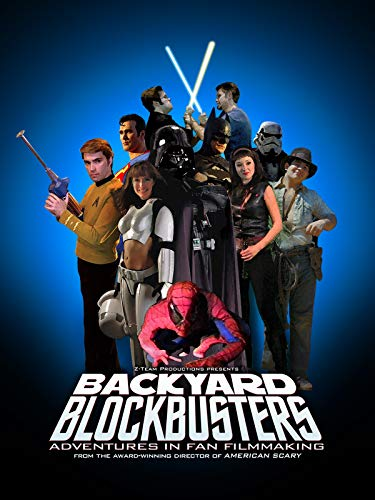Backyard Blockbusters (Star Of Raiders Of The Lost Ark)