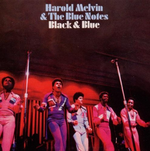 Price comparison product image Black & Blue by Harold Melvin & The Blue Notes (2010-09-21)
