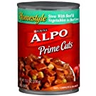 Purina Alpo Homestyle Prime Cuts Stew with Beef & Vegetables In Beef Gravy Dog Food | Walgreens