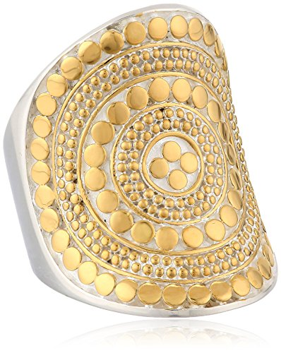 anna-beck-designs-gili-classic-lombok-long-18k-gold-plated-beaded-saddle-ring-size-6