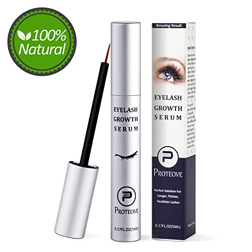 Eyelash Growth Serum, Lash and Eyebrow Boost Enhancer, Advanced Products for Long, Lavish Eyelashes and Brows