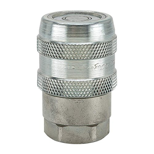 Snap-tite - 71-3C8-8F - 1/2-14 Steel Hydraulic Coupler Body, 1/2 Body Size by Snap-Tite