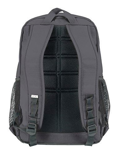 865f8b905 Carhartt Legacy Standard Work Backpack with Padded Laptop Sleeve and Tablet  Storage, Grey by Carhartt