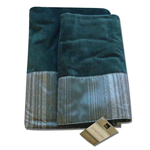 Luxury Green Towel Bath Hand