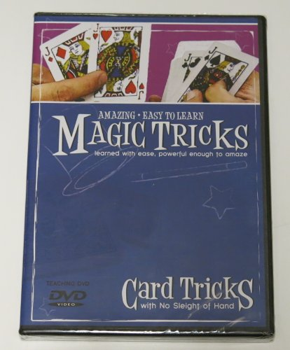 sleight of hand card tricks pdf