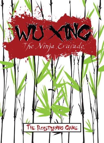 Wu Xing: The Ninja Crusade (3EG101)