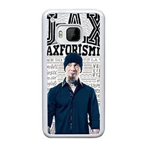 HTC One M9 Cell Phone Case White J-Ax ST1YL6713138
