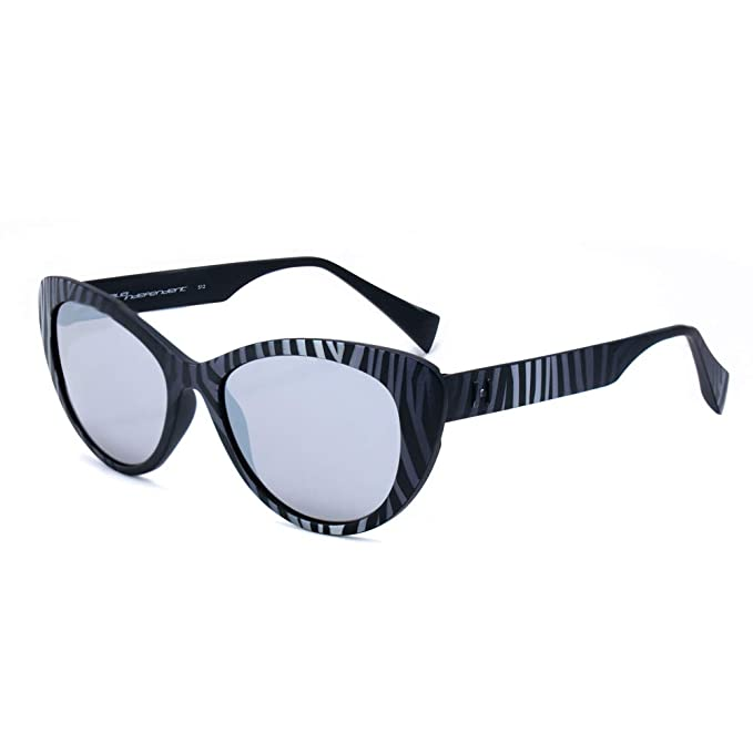italia independent IS010-ANM-009 Gafas de sol, Gris, 54 para ...