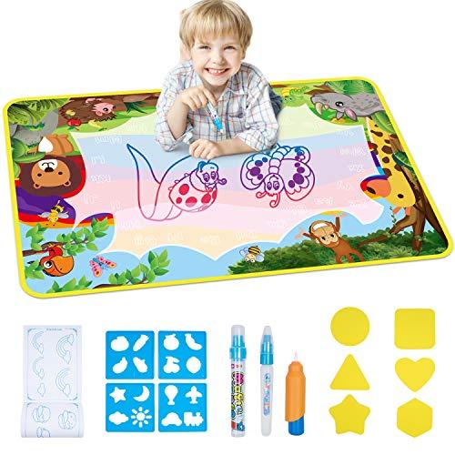 SGILE Drawing Doodle Mat