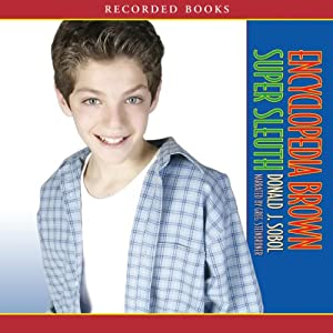 Encyclopedia Brown Super Sleuth Audiobook