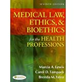 img - for Medical Law, Ethics, & Bioethics for the Health Professions (Paperback) - Common book / textbook / text book