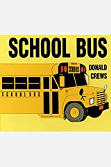 School Bus Board Book Board book