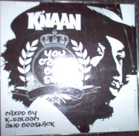 K'Naan You Can't Buy This CD
