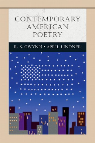 Contemporary American Poetry (Penguin Academics) by Longman