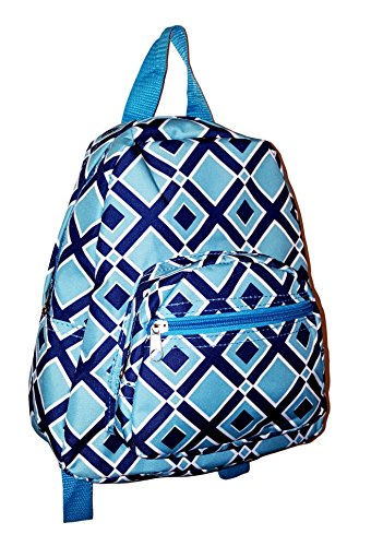 California Chevron School Travel Backpack