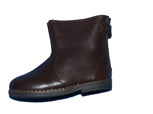 Para Zara Niña Zapatos Marrón Primeros MarrónColor Pasos DHIE2YW9