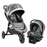Baby Jogger City Mini GT Travel System, Steel Gray For Sale