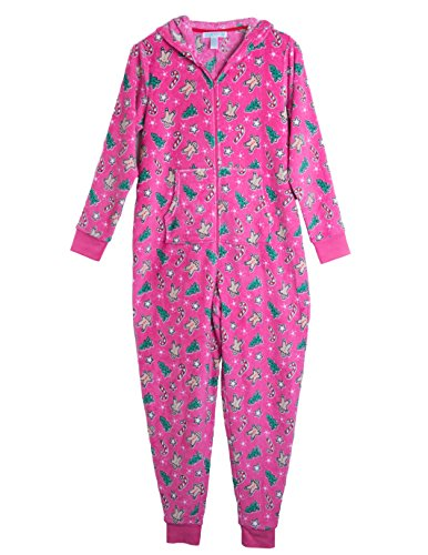 Caramel-Cantina-Womens-One-Piece-Hooded-Pjs-Adult-Onesie