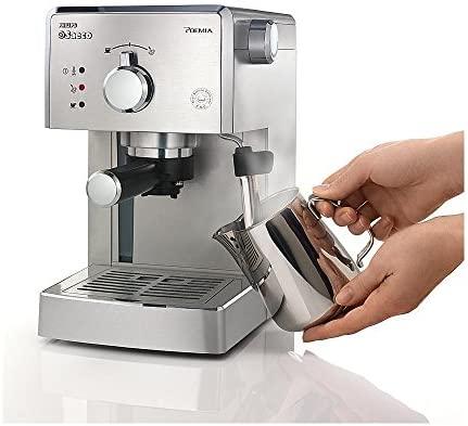 Saeco hd842711 máquina para café Poemia Top SS Potencia 950 ...