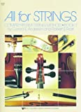 All for Strings : Conductor Score, Anderson, Gerald and Frost, Robert S., 0849732220