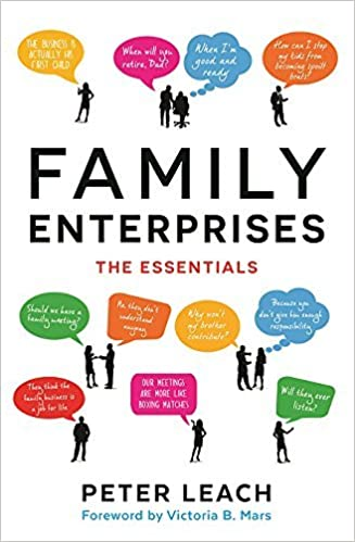 Book Family Enterprises: The Essentials by Peter Leach (2016-09-13)