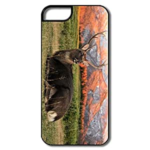 IPhone 5S Cases, Deer White/black Covers For IPhone 5/5S