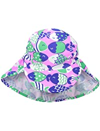 Baby and Childrens Swim Flap Hat UPF 50+, Highest...
