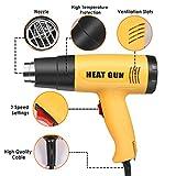 Heat Gun, 1600W Heavy Duty Hot Air Gun