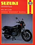 Suzuki GS1000 Fours, 997cc, 1977 to 1979, Martyn Meek and John Haynes, 0856964840