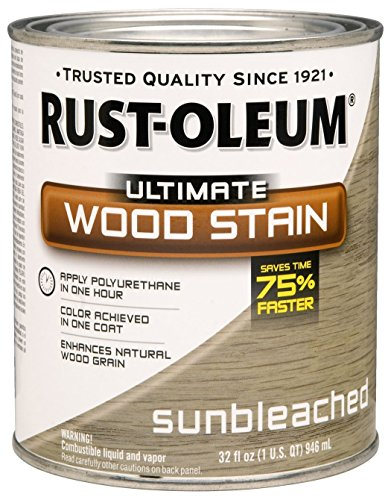 rust-oleum-260155-ultimate-wood-stain-quart-sunbleached-2-pack