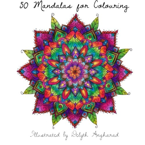 50 Mandalas For Colouring