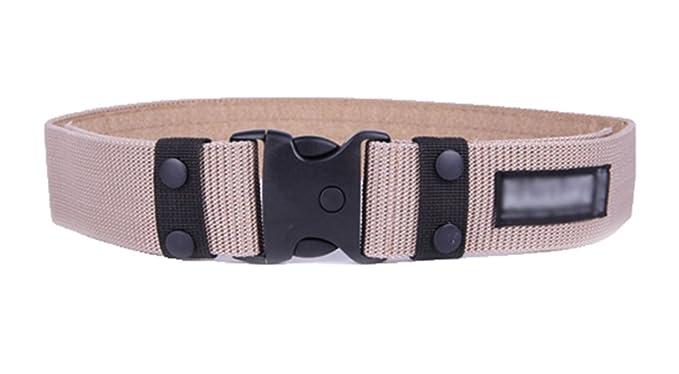 Hellomiko Cinturones tácticos Cinturones deportivos al aire libre Cinturones  militares de protección Adecuado para actividades al aire libre  Amazon.es   ... 8150257e1e68