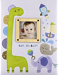 C.R. Gibson First 5 Years Memory Book, By Jill McDonald, Record Memories and Milestones on 64 Beautifully Illustrated Pages - Boy Oh Boy BOBEBE Online Baby Store From New York to Miami and Los Angeles