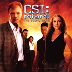 """From trip-hop to Britpop, downbeat to Latin metal, """"CSI: Miami The Soundtrack"""" is as edgy and evocative as the TV series from which it has been spawned. Not surprisingly then, the CBS show won the 2003 BMI TV Music Award.  Along with one immo..."""