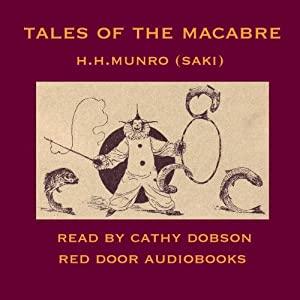 Tales of the Macabre Audiobook