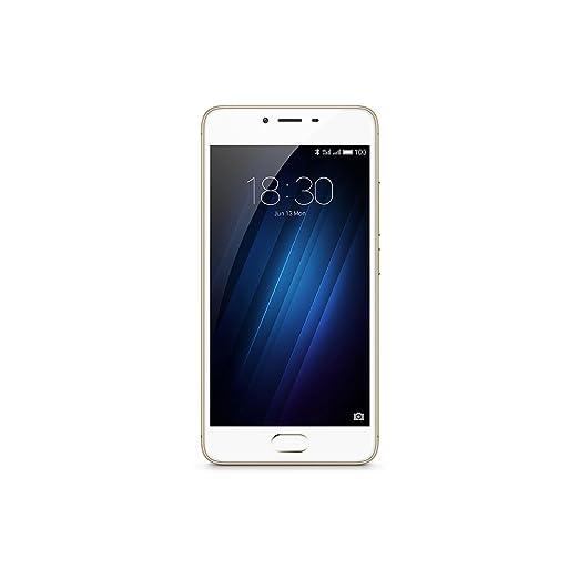 4 opinioni per Meizu M3S Smartphone, Dual-SIM, 32 GB, Oro