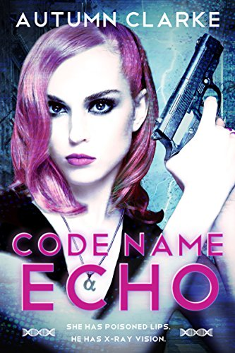 #freebooks – [Kindle] Code Name Echo – An Assassin Romance/Thriller [Free through September 1]