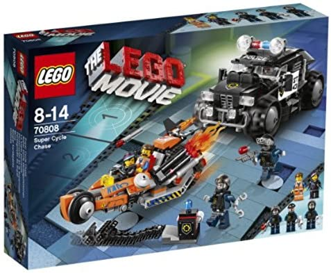 LEGO The Movie 70808: Super Cycle Chase