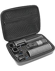 SUREWO Oppervlak-waterdichte draagtas, reisopbergtas compatibel met DJI Osmo zak (Medium)