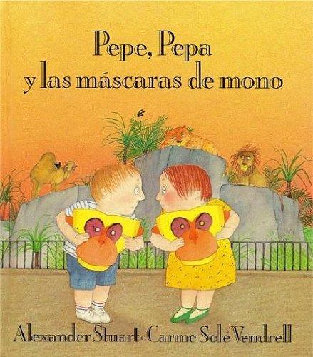 Joe, Jo-Jo and the Monkey Masks (English, Spanish and Catalan Edition)