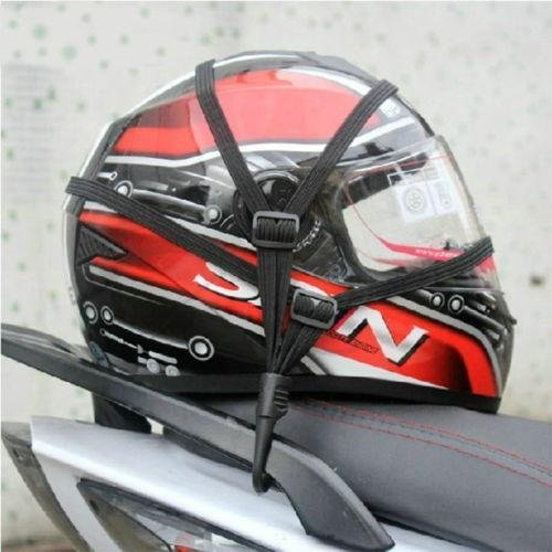 Motorcycles Strength Retractable Helmet Luggage Durable Elastic Rope Strap