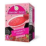 Blender Boyz Drink Strawberry Daiquiri Mix 4-Count, 420ml