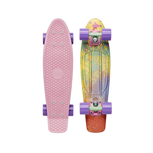 Penny Graphic Complete Skateboard - Color Splash 22