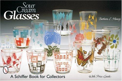 (Sour Cream Glasses by Barbara E Mauzy (2007-07-01))
