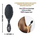Wet Brush Hair Brush Original Detangler- Street
