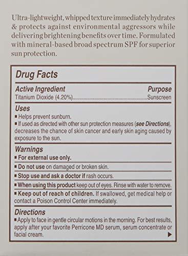 Perricone MD Vitamin C Ester Photo Brightening Moisturizer Broad Spectrum SPF 30