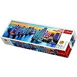 Trefl TRF29027 - Puzzle Miami al Tramonto
