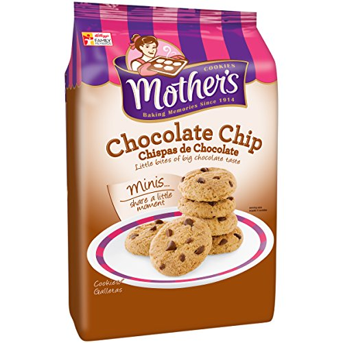 Mother's Chocolate Chip Cookies, 12-Ounce Bags