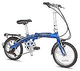 Kent Aluminm 7-Speed Folding Bike, 16-Inch