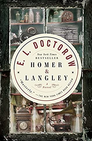 book cover of Homer and Langley